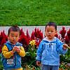 Children YuYuan Park 2010 © Lewis Sandler Beijing Video Studio