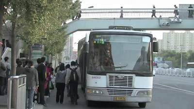 Beijing in 1 minute 2010 different Beijing scenes  © Lewis Sandler Beijing Video Studio