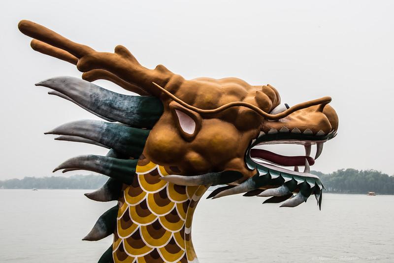 ...and traditional dragon