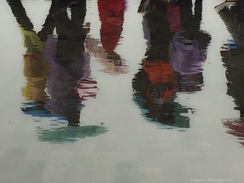 Beijing watercolours