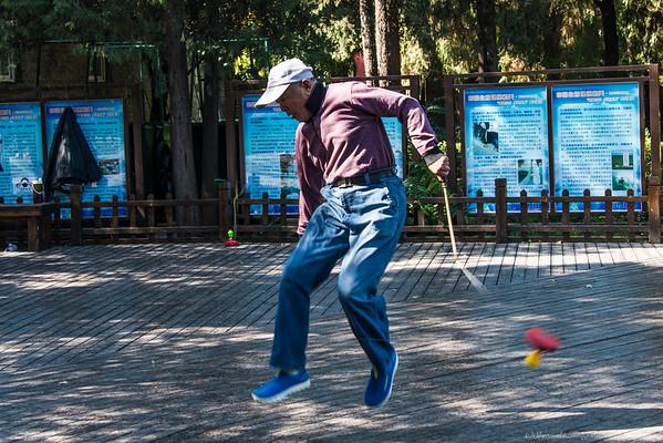 Top Man - healthy ageing in Beijing