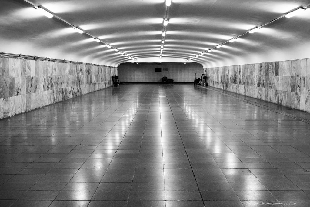 Beijing underpass