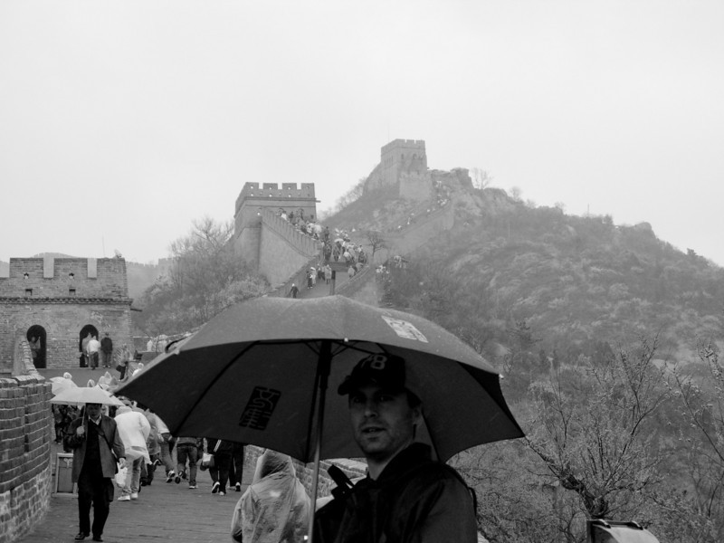 Seth Reilly @ The Great Wall of China