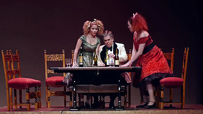 G. Rossini's    La Cenerentola (Cinderella)  2011 Video