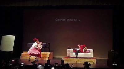 G. Rossini's  La Cenerentola (Cinderella) 2011 Video