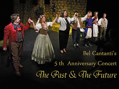 Bel Cantanti  Opera-Gala The Past & The Future. Video  Amy Call, Meghan McCall, Jessica Renfro, Lucas Tannous, Kwang Kyu Lee, Charlie Hyland.
