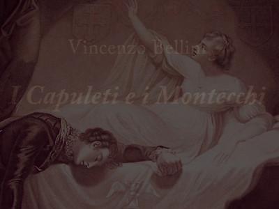 Bellini I Capuleti e i Montecchi   Romeo : Jessica Renfro  Giulietta: Meghan McCall  Katerina Souvorova, piano.