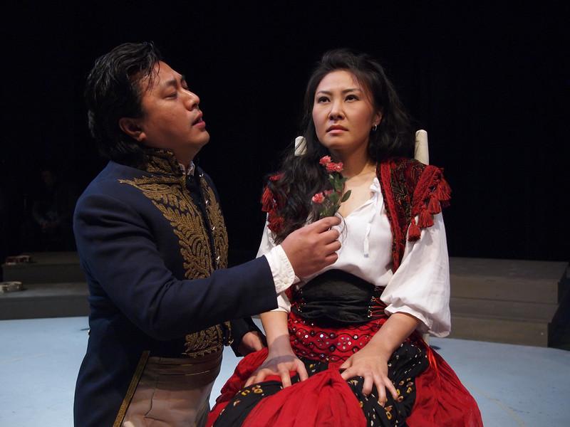 Carmen, Myongsook Park,  Don Jose, Hansu Kim