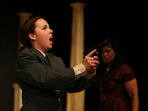 Act I  <i> Svegliatevi nel core</i>, Sesto: Tammy Coil  Cornelia: Anamer Castrello