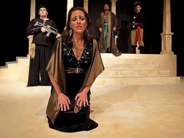 Act III <i>Sei pieta</i>, Cleopatra: Bridgid Eversole