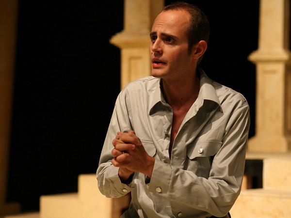 Act III <i> Aure, deh, per pieta</i> Cesare: Nicholas Tamagna