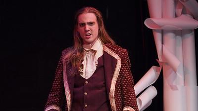Fin Ch'han Dal Vino .  Don Giovanni: Rob MCGinnes.
