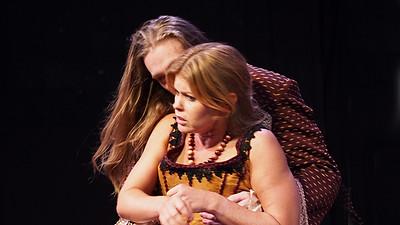 La Ci Darem La Mano.                                                                                            Don Giovanni: Rob McGinnes.  Zerlina: Meghan McCall.