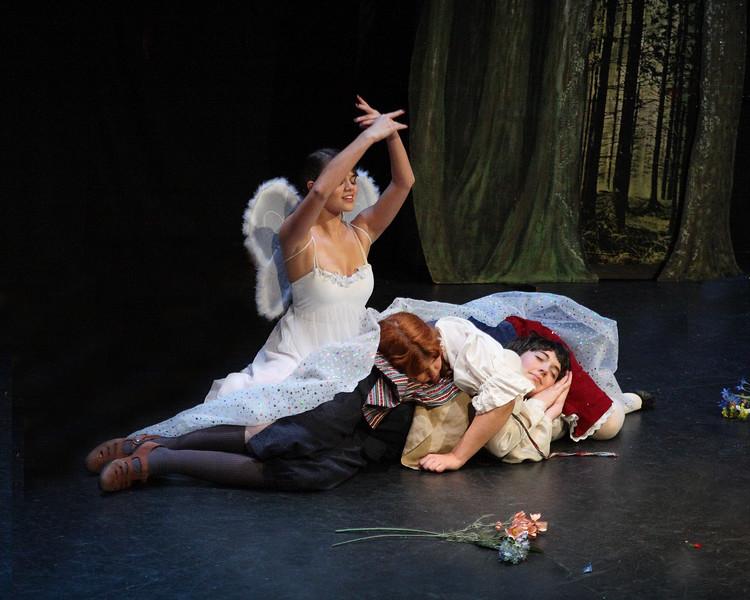 E. Humperdinck Hansel and Gretel. Bel Cantanti production in December 2007.
