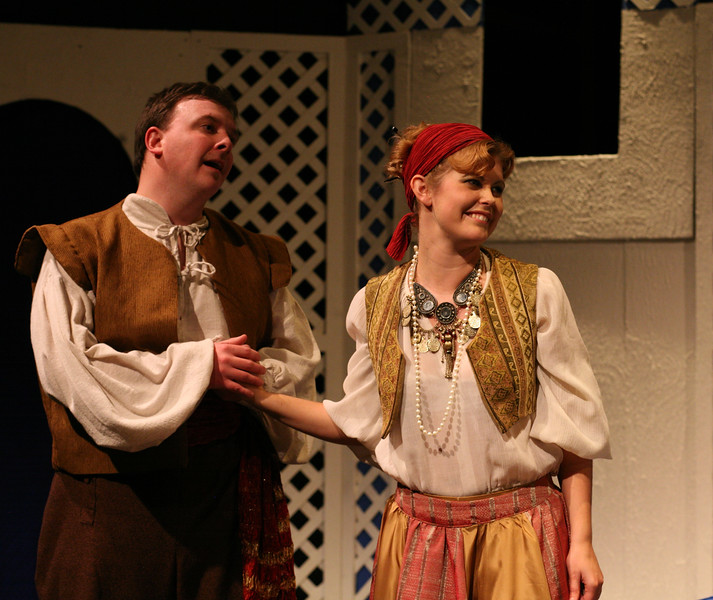 Mozart's<i> The Abduction from the Seraglio.</i> Bel Cantanti, March 2008.