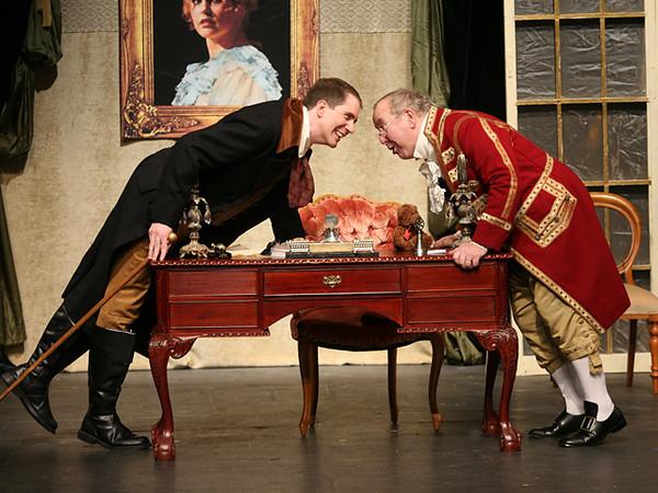 Recitativo e Duetto <i> Questa repentina chiamata...Cheti, cheti, immantinente... Don Pasquale:</i> Francois Loup, <i> Malatesta: </i> Eric Black
