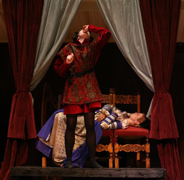 Romeo: Jessica Renfro,