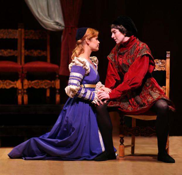 Romeo: Jessica Renfro, Giulietta: Meghan McCall