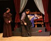 Giulietta: Meghan McCall, Lorenzo: Charlie Hyland, Capellio: Kwang Kyu Lee.