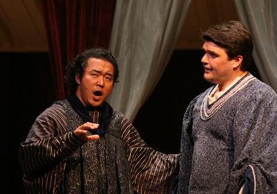 I Capuleti e i Montecchi. Photo