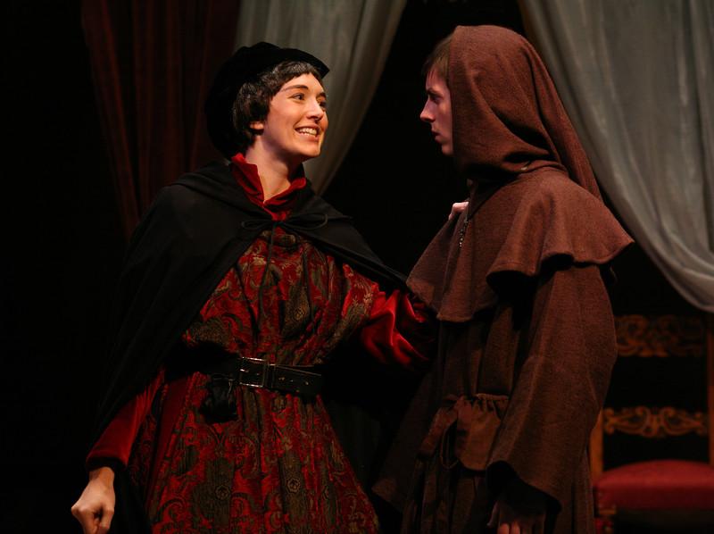 Romeo: Jessica Renfro, , Lorenzo: Charlie Hyland