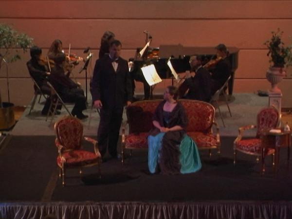 La Traviata, Part 5 Act II  <i>Pura siccome un angelo...</i> <i>Giorgio Germount: <i> Jerett Gieseler.