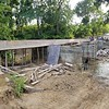From June 29 to July 8, 2018 fifty-one students and a group of chaperones traveled to San Felipe Abajo in the Dominican Republic to take part in the Belen Youth Missions. <br /> <br /> The missionaries built a bridge to help five communities comprised of over 180 families. The bridge is 100 feet long x 12 feet wide and has 6 columns.  BYM last visited this town in 2012 to build a bridge, but after several storms and a shift in the river, it is necessary to rebuild. The new bridge was built in a more strategic location, which will be more useful during the rainy season.<br /> <br /> In addition to the bridge, the missionaries also established a makeshift clinic. Doctors and medical students accompanied the group on the trip and served the community.<br /> <br /> The group was  led by Jesuit Father Guillermo García-Tuñón '87.