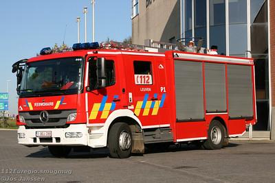 Brandweer Leuven