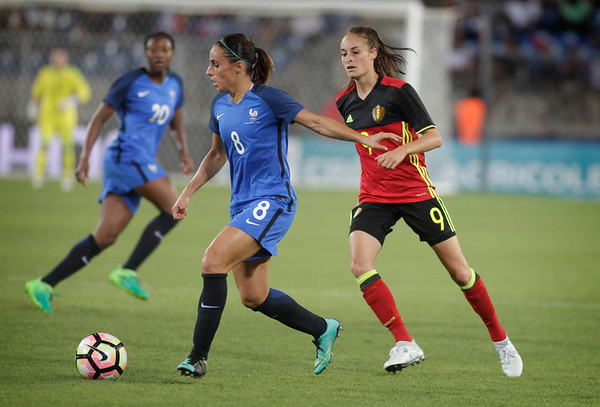 France  v Belgian Red Flames - Friendly