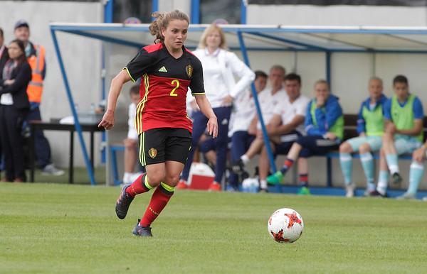 Training Belgian Red Flames 13 Juli 2017