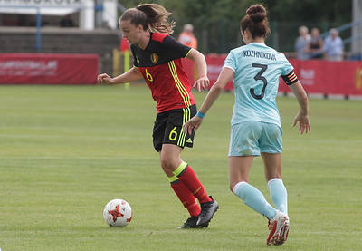 Belgian Red Flames v Russia - Friendly