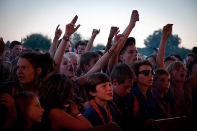Woodscout - Concert de Skarbone 14