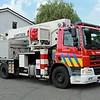 Elevator 24 mtr. DAF CF75.310 HILTON T-240-24 (EX Nederland), 2005 - 2011