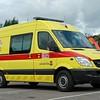 Ambulance Mercedes Sprinter CDI NVC3 Autographe, 2009