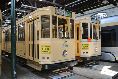 Brussels Tram Museum 1609_1505 Woluwe Depot Jun 17