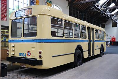 Brussels Tram Museum 8164 Woluwe Depot 3 Jun 17