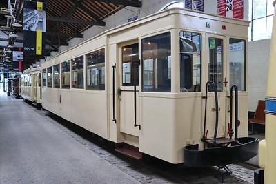 Brussels Tram Museum 1948 Woluwe Depot Jun 17