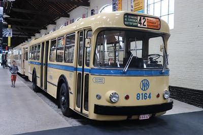 Brussels Tram Museum 8164 Woluwe Depot 1 Jun 17