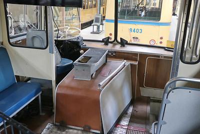 Brussels Tram Museum 435PS Woluwe Depot 2 Jun 17