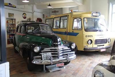 Brussels Tram Museum 8905_285 Voluwe Depot Apr 13