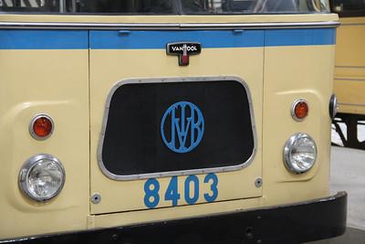 Brussels Tram Museum 8403 Voluwe Depot 2 Apr 13