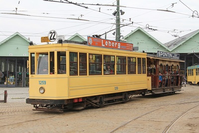 Brussels Tram Museum 1259_29 Voluwe Depot 1 Apr 13