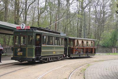 Brussels Tram Museum 984_301 Teruven Terminus Brussels 2 Apr 13