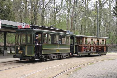 Brussels Tram Museum 984_301 Teruven Terminus Brussels 1 Apr 13