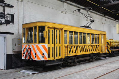Brussels Tram Museum 33 Voluwe Depot Apr 13