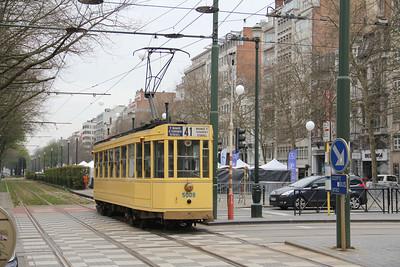Brussels Tram Museum 5008 Avenue Louise Brussels 3 Apr 13