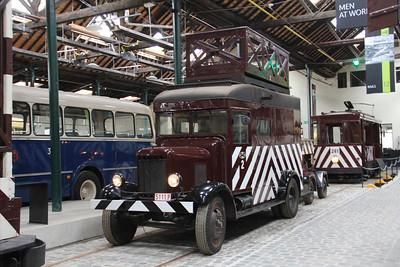Brussels Tram Museum 2 Voluwe Depot Apr 13