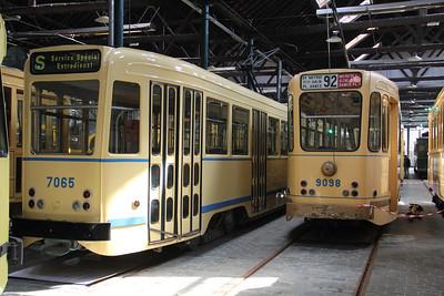 Brussels Tram Museum 7065_9098 Voluwe Depot Apr 13