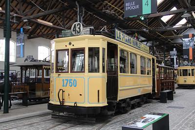 Brussels Tram Museum 1750 Voluwe Depot Apr 13