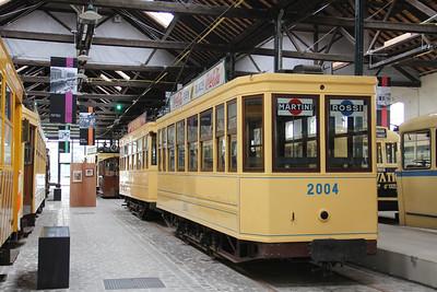 Brussels Tram Museum 2004 Voluwe Depot Apr 13